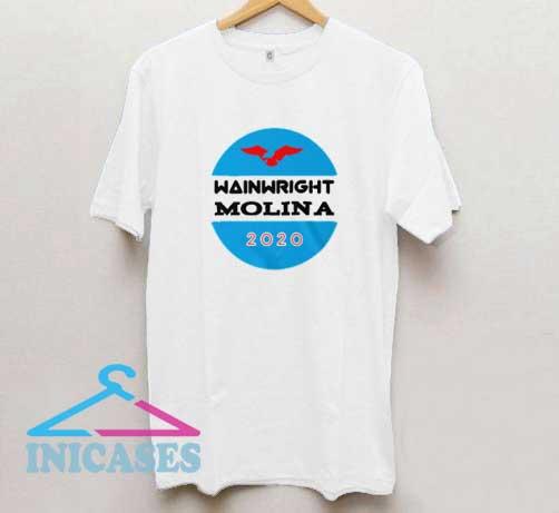Wainwright Molina 2020 Logo T Shirt