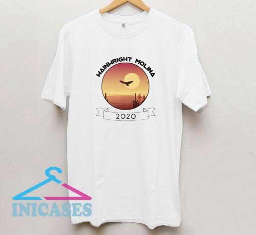 Wainwright Molina 2020 Sunset T Shirt