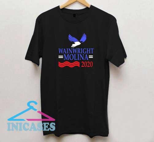 Wainwright molina 2020 Lettering T Shirt