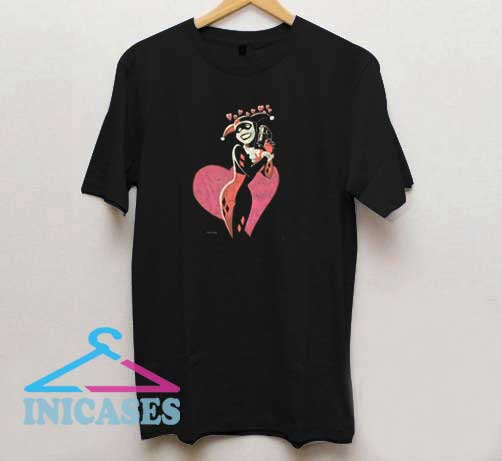 1999 Harley Quinn Mad love T Shirt