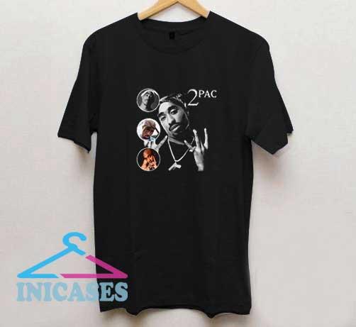 2pac Tupac Shakur Legend T Shirt