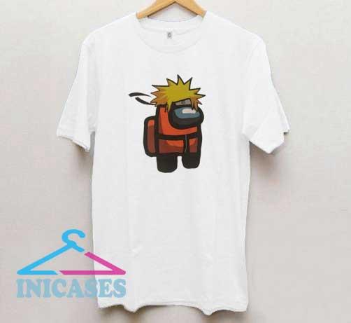 Among Us Naruto T Shirt