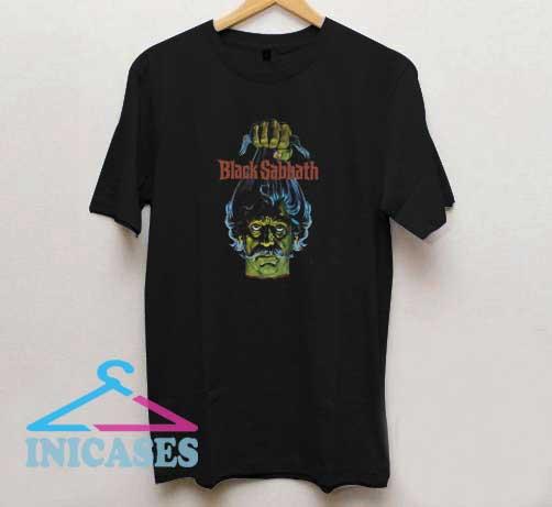 Black Sabbath Head T Shirt