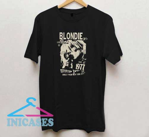 Blondie In Los Angels T Shirt