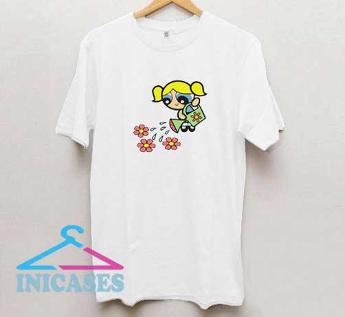 Bubble Powerpuff Cartoon T Shirt