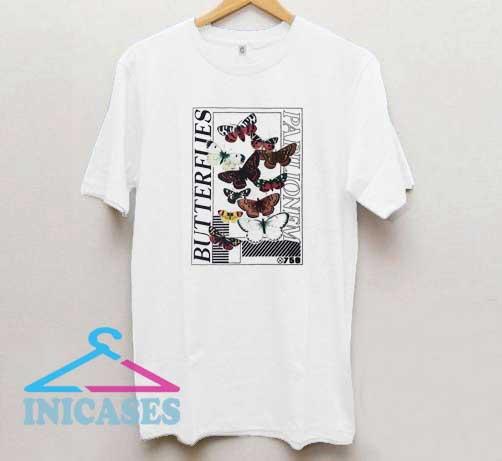 Butterflies Parilionem T Shirt