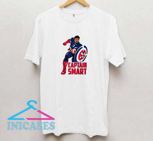 Captain Smart Marcus 1 T Shirt