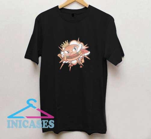 Cartoon Burger King T Shirt