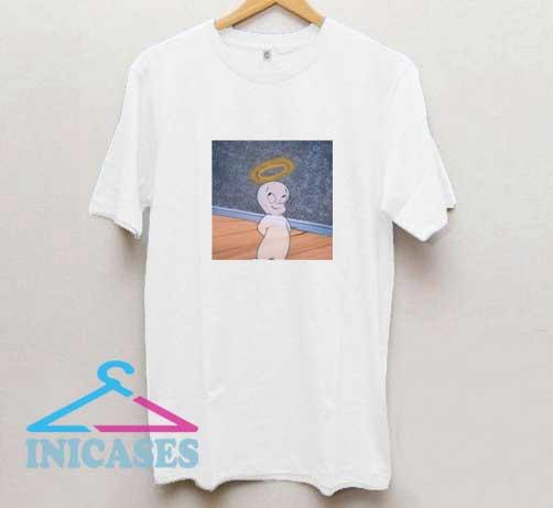 Casper Ghost Graphic T Shirt