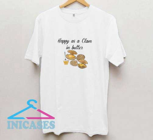 Clam in Butter T Shirt