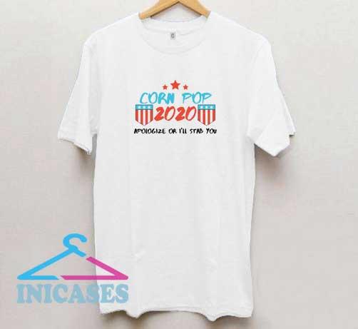 Corn Pop 2020 Joe Biden T Shirt