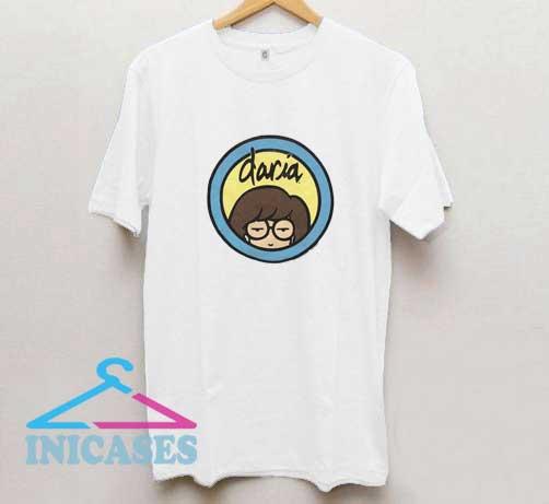 Daria Logo T Shirt