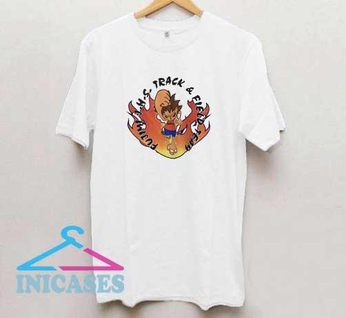 FUJIMI Track Field Athletic T Shirt