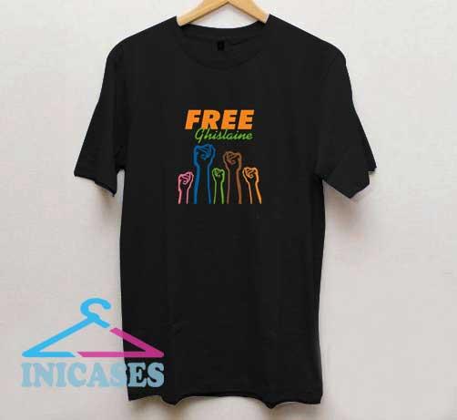 Free Ghislaine T Shirt