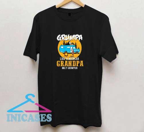 Grumpa Grandpa T Shirt
