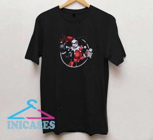 Harley Quinn Boom T Shirt