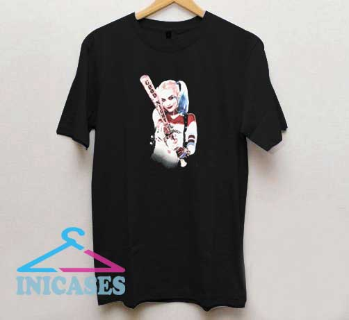 Harley Quinn Good Night T Shirt
