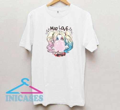 Harley Quinn Mad Love T Shirt