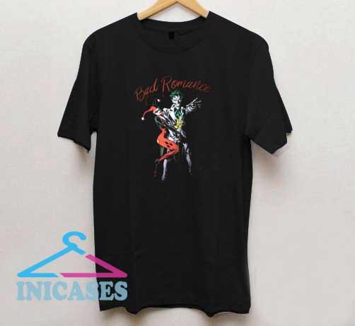 Harley and Joker Bad Romance T Shirt