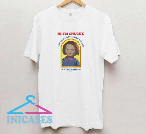 Hi Im Chucky T Shirt