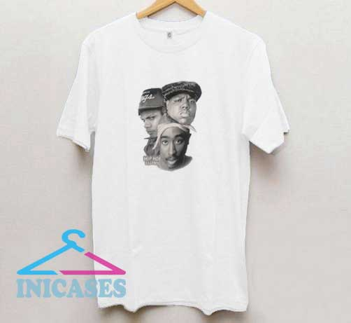Hip Hop Legends T Shirt