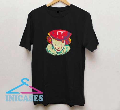 IT The Movie Clown T Shirt