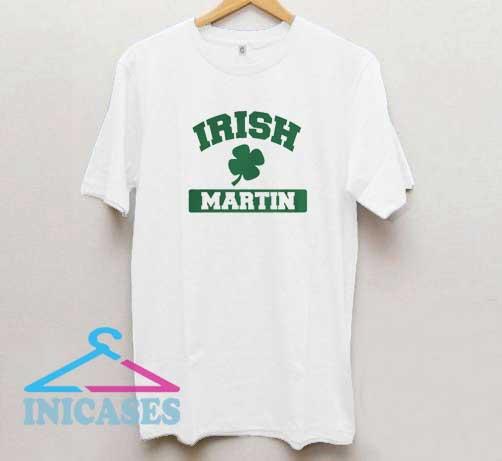 Irish Martin T Shirt