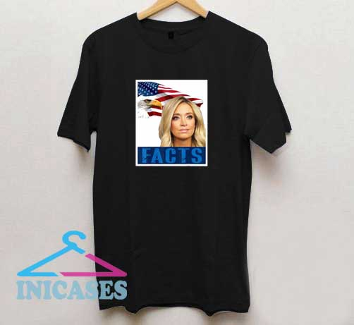 Kayleigh McEnany Facts Flag T Shirt