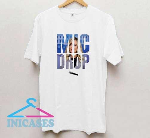 Kayleigh Mcenany Drop The Mic T Shirt