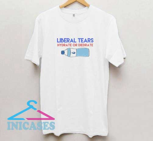 Liberal Tears Bottle T Shirt