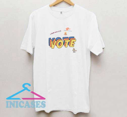 Light The Fire Vote T Shirt