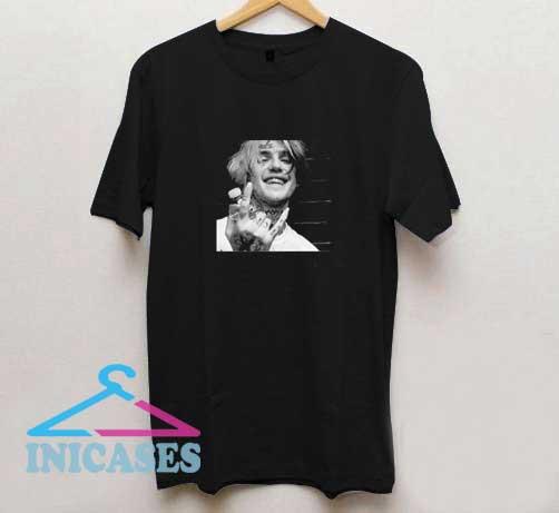 Lil Peep Retro T Shirt