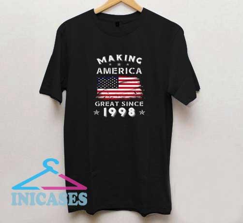Making America Great 1998 T Shirt