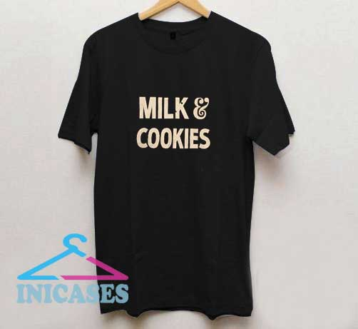 Milk And Cookies T Shirt