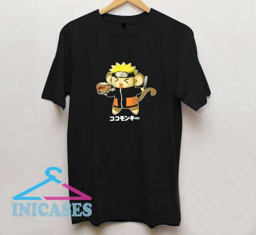 Naruto Cartoon Manga T Shirt