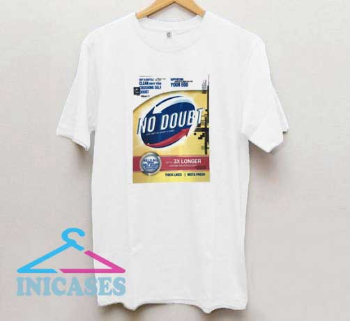 No Doubt Cover Product T Shirt