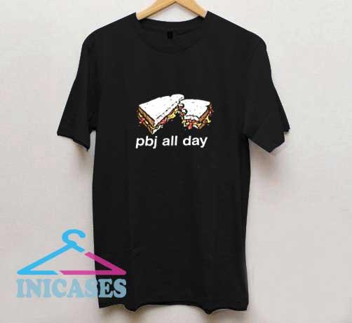 PBJ All Day Graphic T Shirt