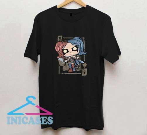 Pop Funko Harley Quinn T Shirt