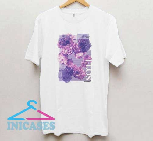 Prunus Persica Flowers T Shirt