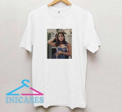 Rachel Blonde Hair T Shirt
