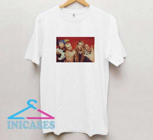 Red hot chilli peppers Photos T Shirt