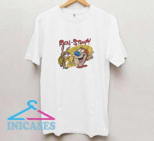 Ren And Stimpy Cartoon T Shirt