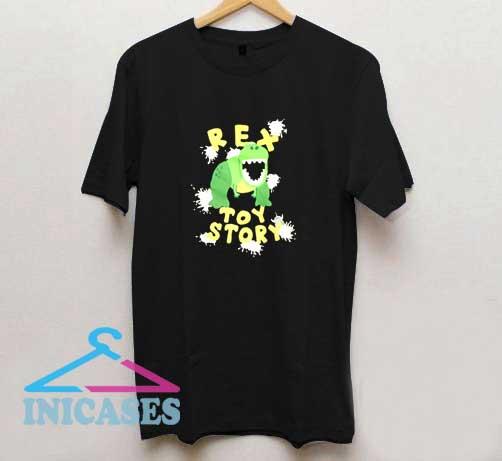 Rex Toy Story T Shirt
