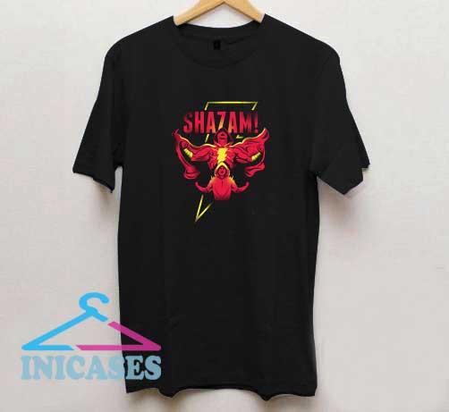 Shazam Bolt T Shirt