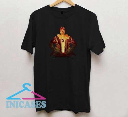 Shazam City Outline T Shirt
