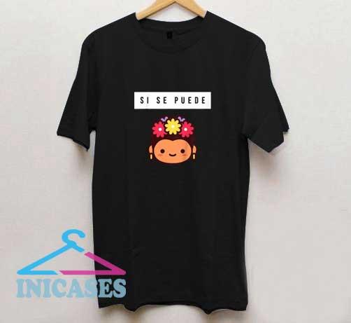 Si Se Puede Frida T Shirt