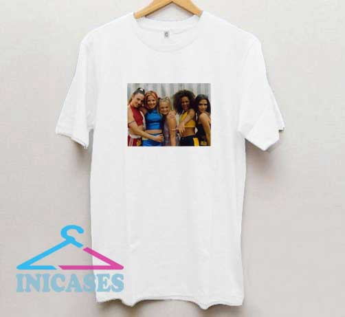 Spice Girls Funny Photos T Shirt