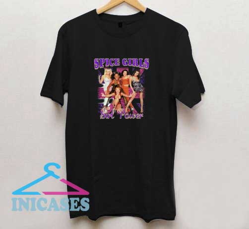 Spice Girls Girl Power T Shirt