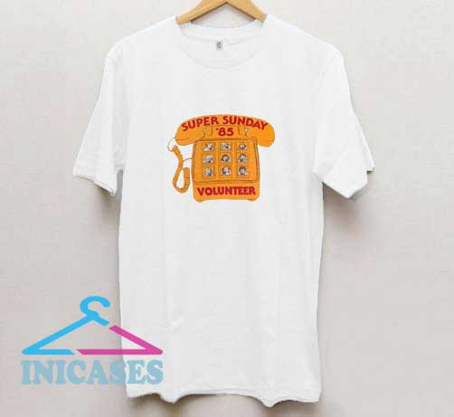 Super Sunday 85 T Shirt