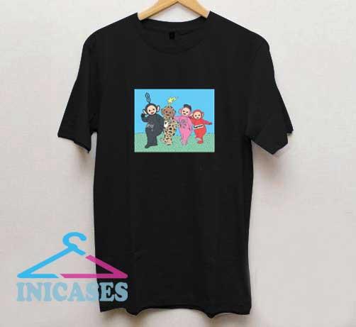 Teletubbies Parody T Shirt